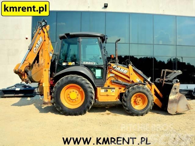 CASE 580 JCB 3CX TEREX 890 CAT 432 D 432 E 428 F 432 F