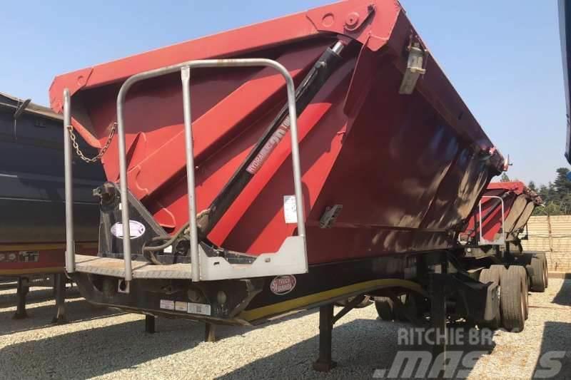 Sa Truck Bodies 2013 SATB Link Side Tipper 30M3