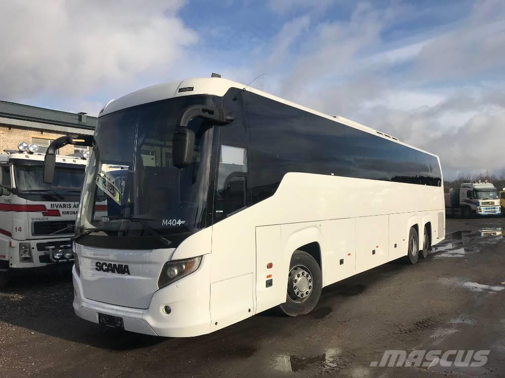 Scania Higer Touring HD 6x2 K440
