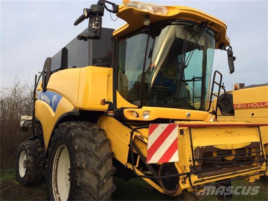 New Holland cx8060 allrad