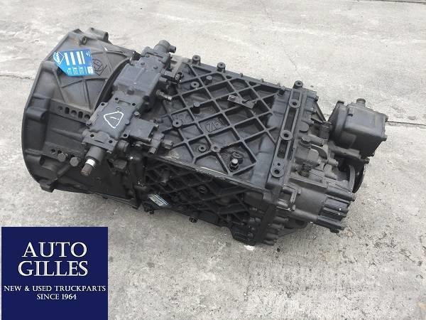 ZF Getriebe 16 S 151 / 16S151 Ecosplit