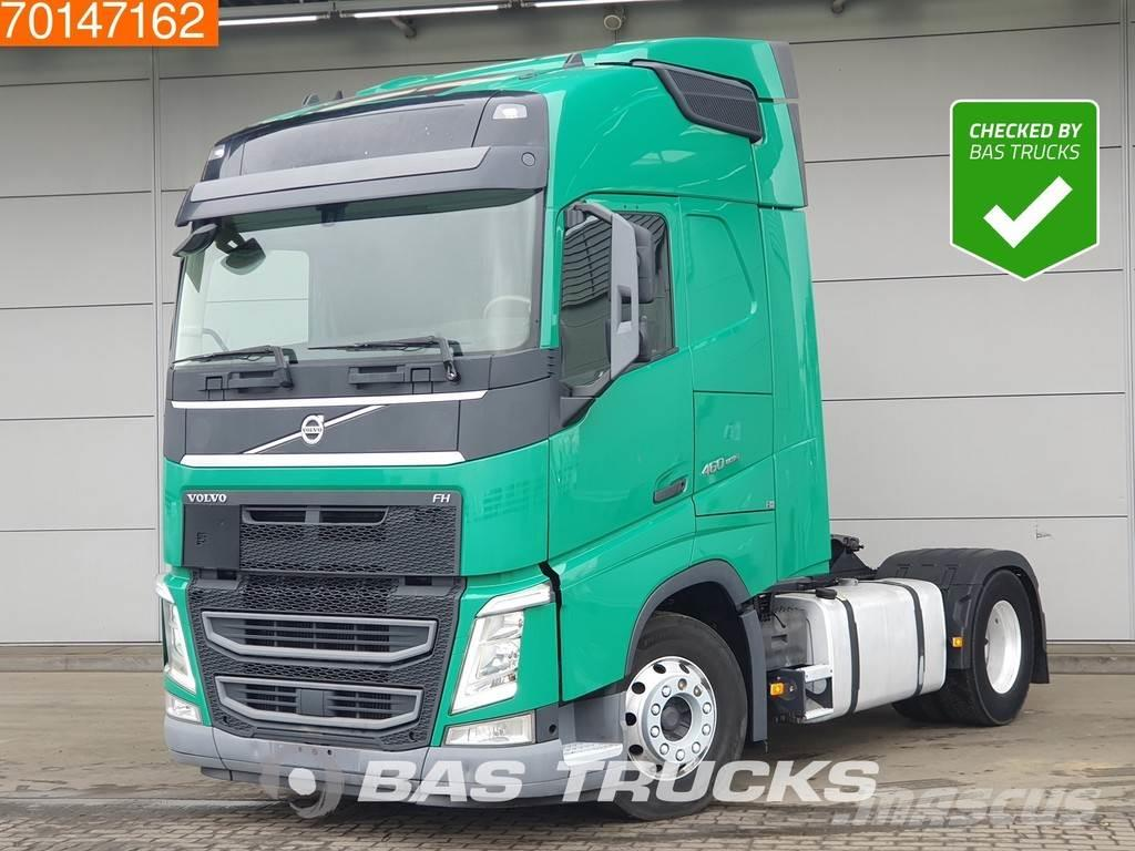 Volvo FH 460 4X2 VEB+ ADR 2x Tanks