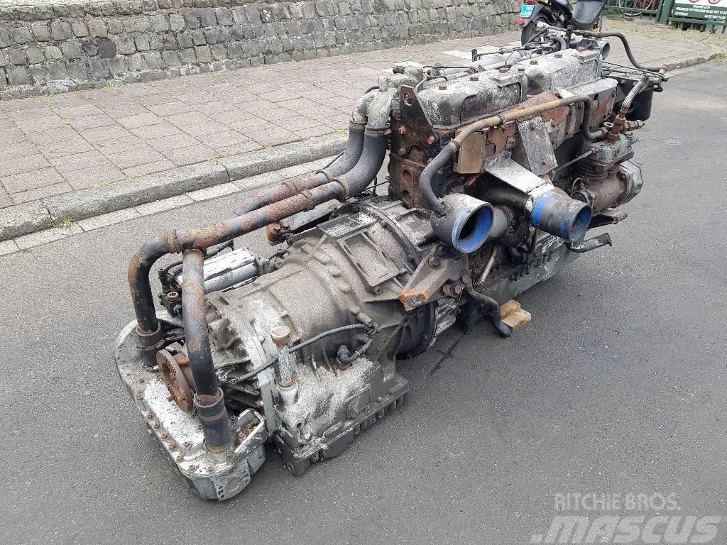 ZF ECOMAT 5HP-590
