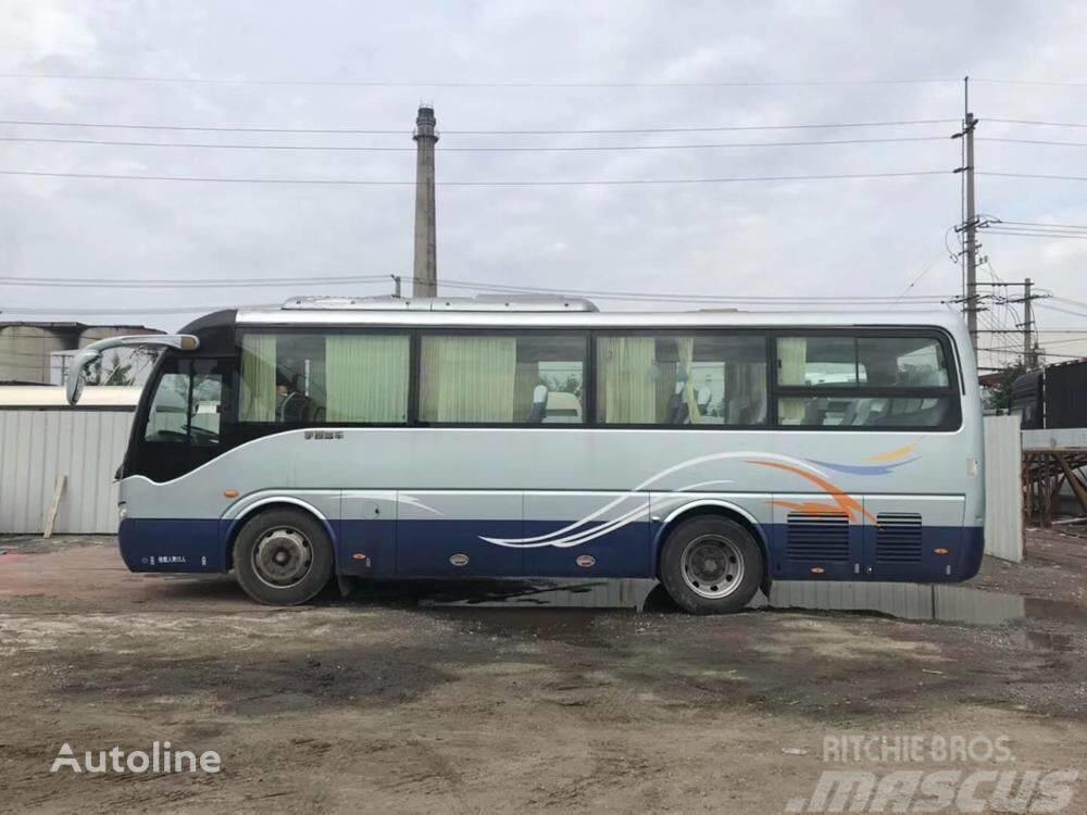 Yutong city bus 2015