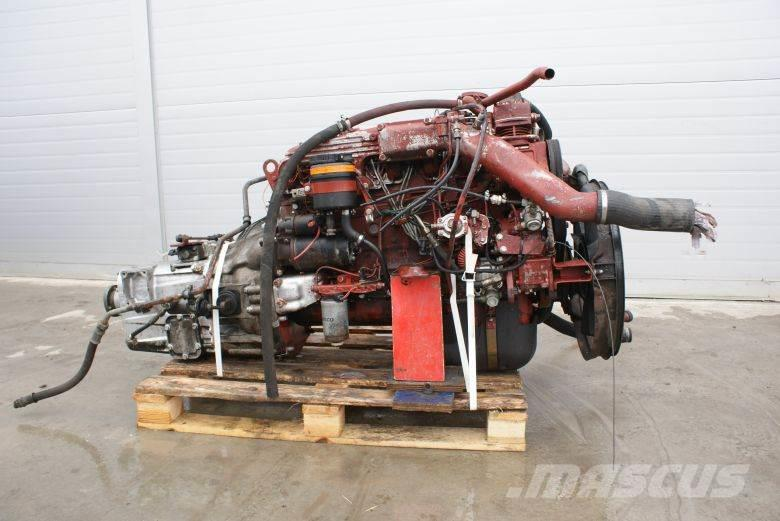 Iveco EuroCargo Tector 230HP