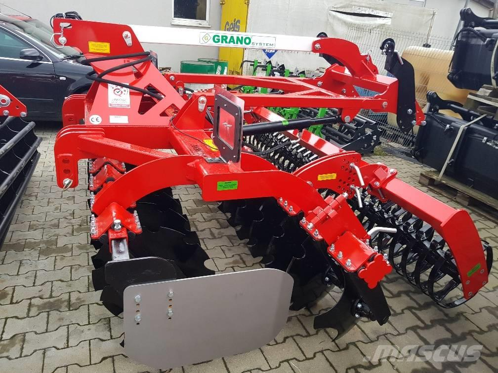 [Other] Grano Dechameur / Disc harrow 3,0 + lift for seede