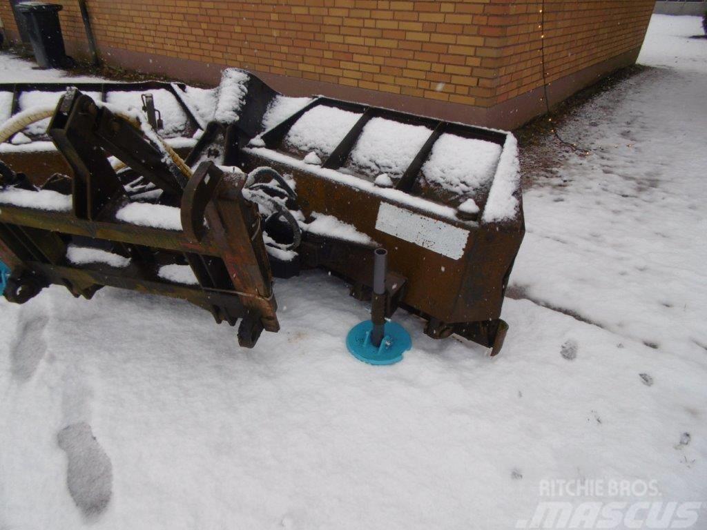 [Other] Snöblad Holms vikplog 3,20 med stora BM