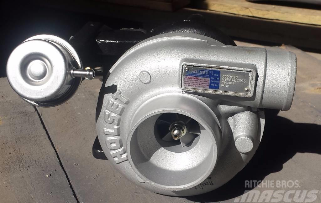 Turbo Hitachi EX135