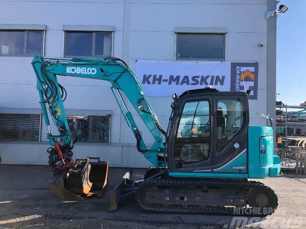 Kobelco SK 85 MSR-3