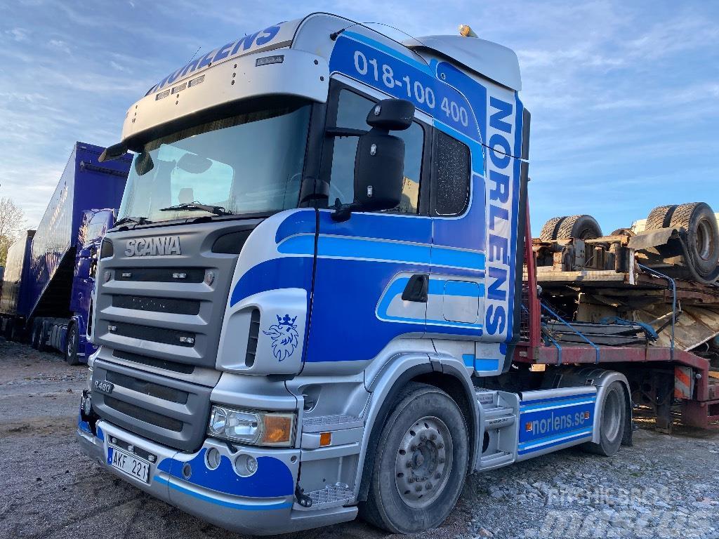 Scania R480LA4X2 Dragbil
