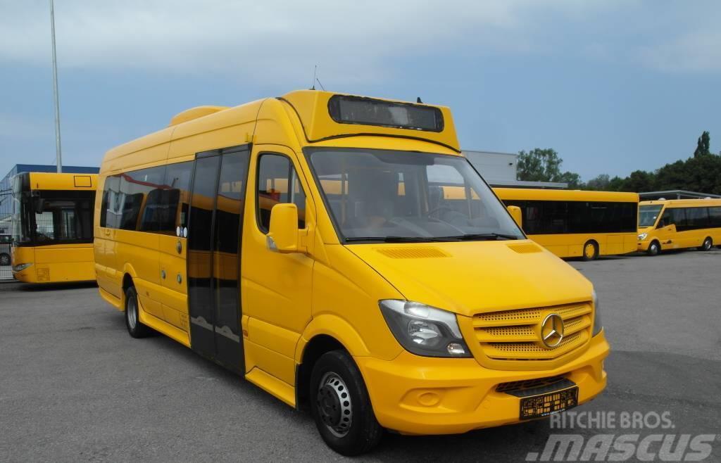 Mercedes-Benz O 519 CDI Sprinter City 65/Euro 6/Klima/19/Sitze/