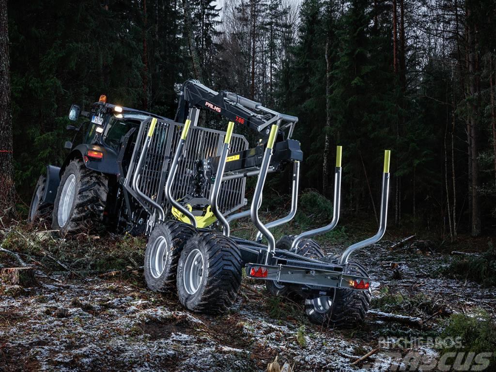 Palms Skogsvagnar