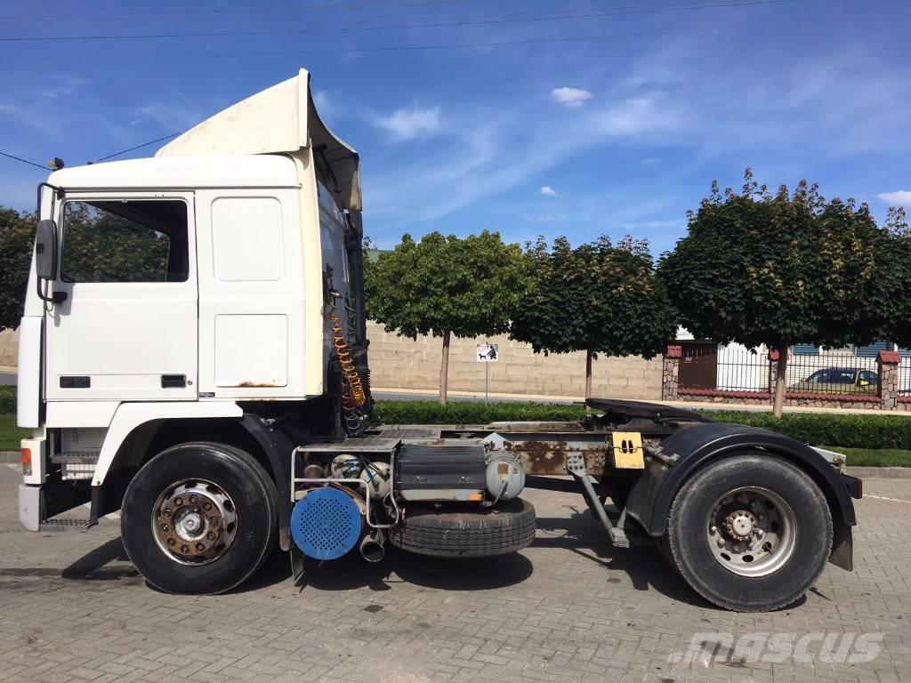 Used Volvo F12 400, one hand, perfect condition, klima tractor Units Year: 1990 Price: US ...