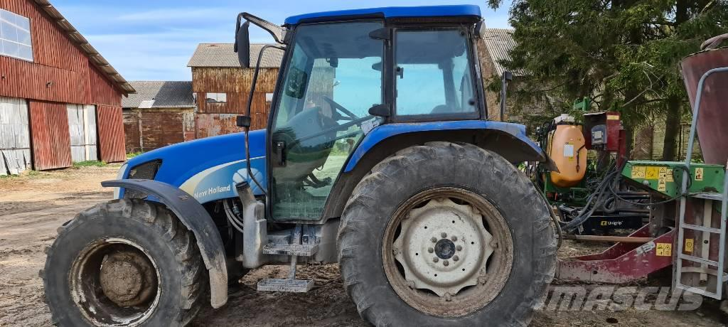 New Holland T100A