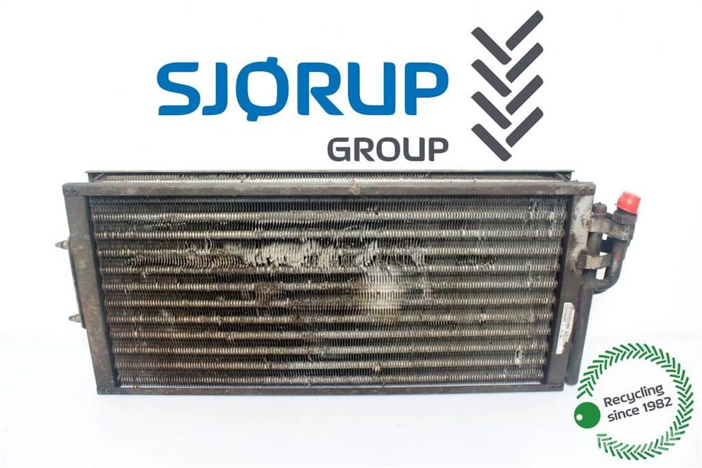 Same Titan 190 Oil Cooler