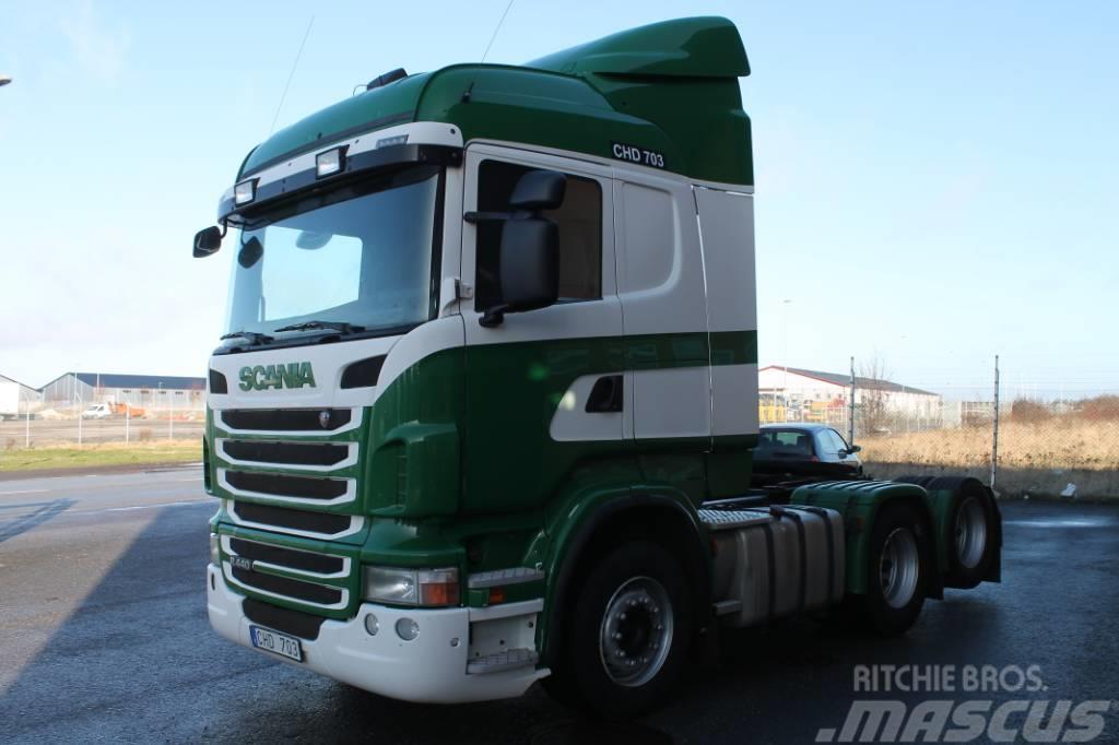 Scania R440LA6X2MNA