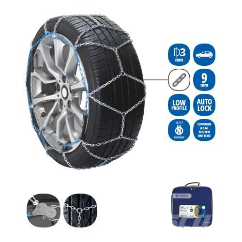Veriga LESCE SNOW CHAIN CAR STOP&GO CAR