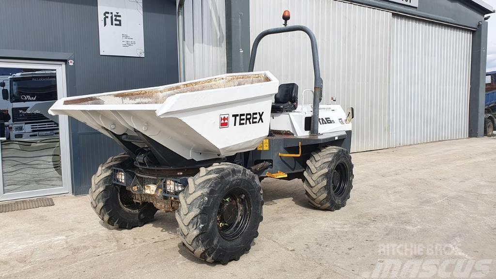 Terex TA 6S - LIGHTS