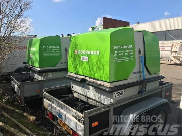 Dynajet 350 SH TH pressure washer
