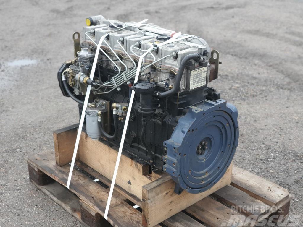 Detroit vm motori 783/4