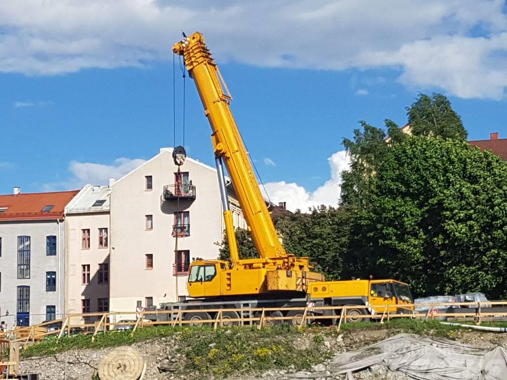 Liebherr LTM 1160-2
