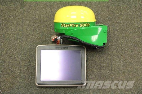 John Deere GS3 2630 Display med Spray Prolicens