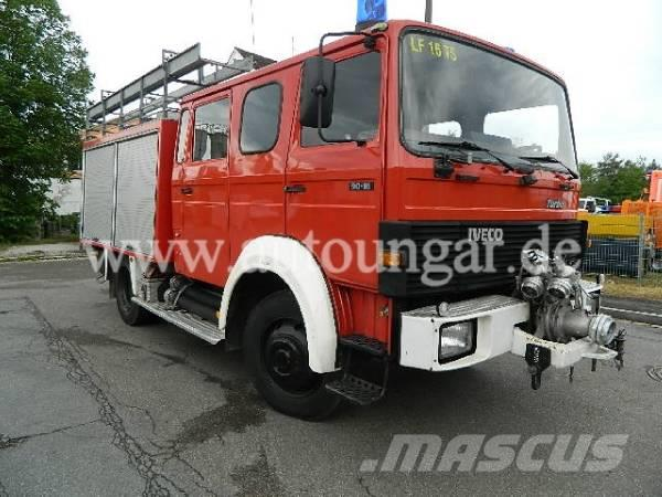 Iveco Magirus 90-16 AW LF 16 TS Feuerwehr 4x4