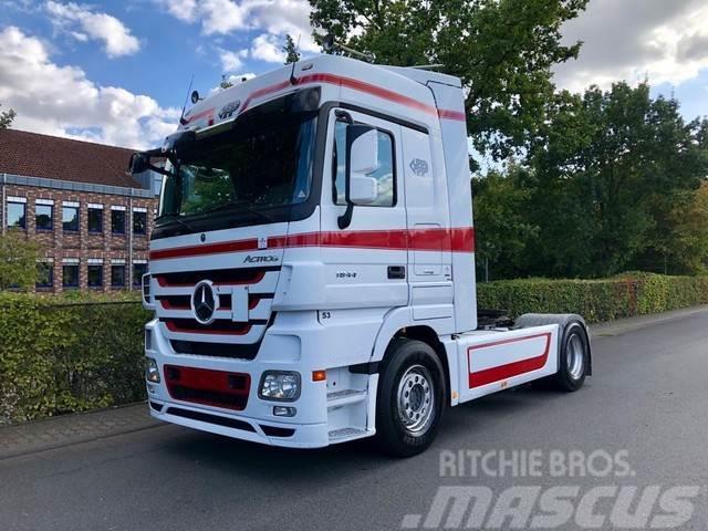 Mercedes-Benz Actros 1844 LS MegaSpace Blatt/Luft 331L583