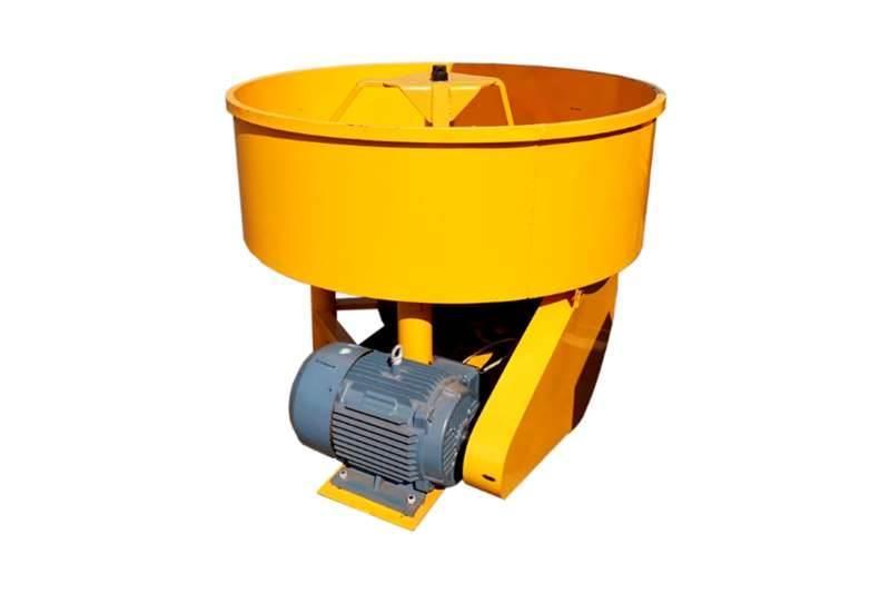 Sino Plant Pan Mixer 750L 380V