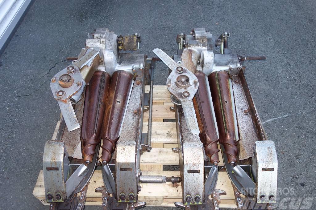 CLAAS Conspeed Getriebe/gearbox mit HZ zum FC