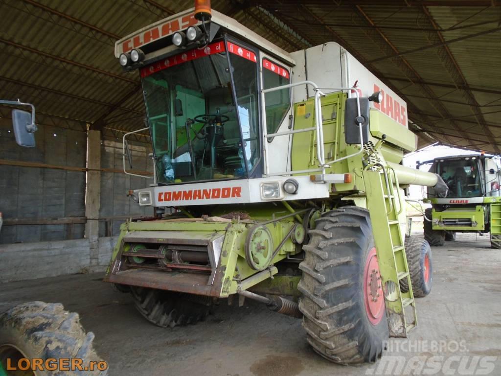 CLAAS Commandor 228
