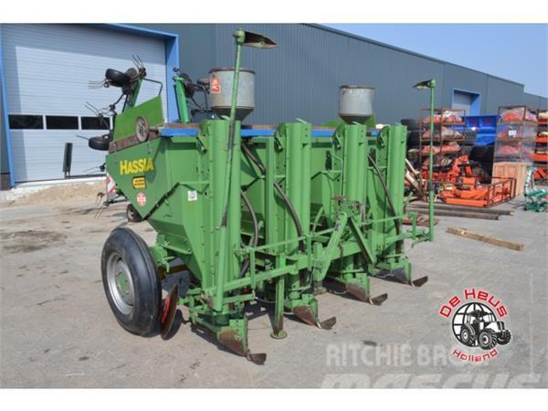 Hassia GLK-4, Sättare och planteringsmaskiner
