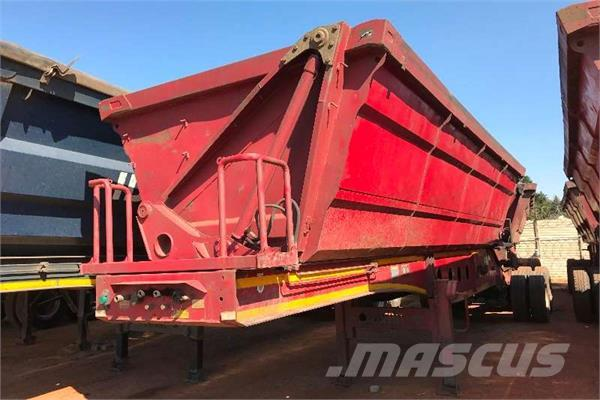 Afrit Link Side Tippers 40m3