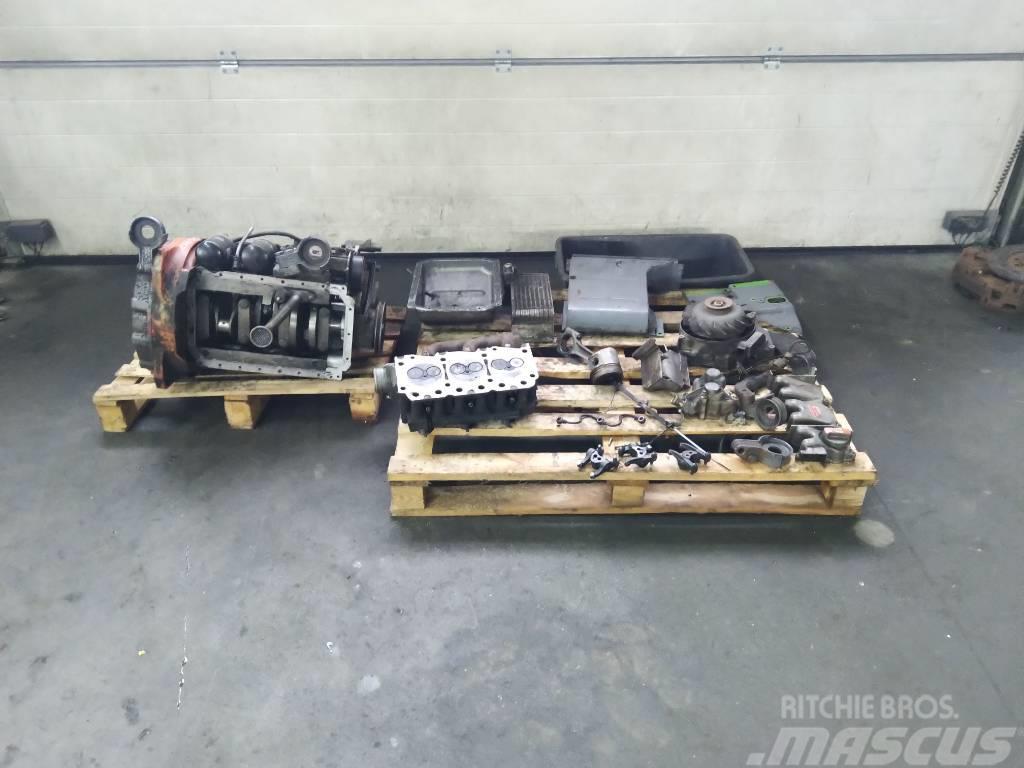 Deutz Silnik Engine Motor F3L1011 3-cylindrowy
