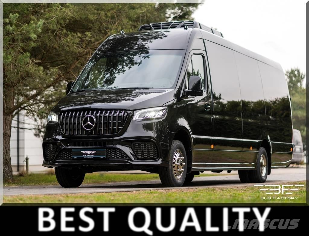 Mercedes-Benz Sprinter 519 XXL, Luxury Line 20+1 !! IN STOCK !!