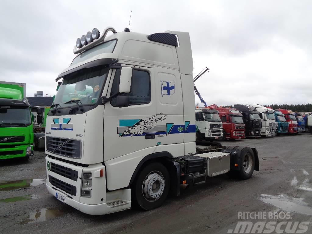 Volvo FH12 4x2 mega