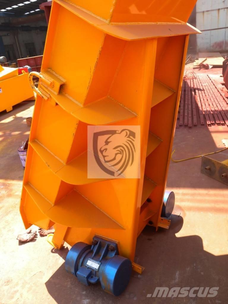 Tigercrusher High Efficiency Vibrating Feeder Vibratory Feeder