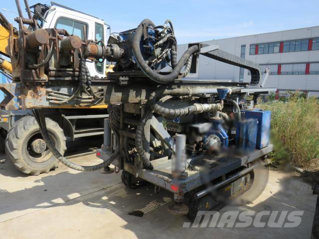 [Other] Kreto CRAWLER DRILLING RIG KRETO MAX MB100