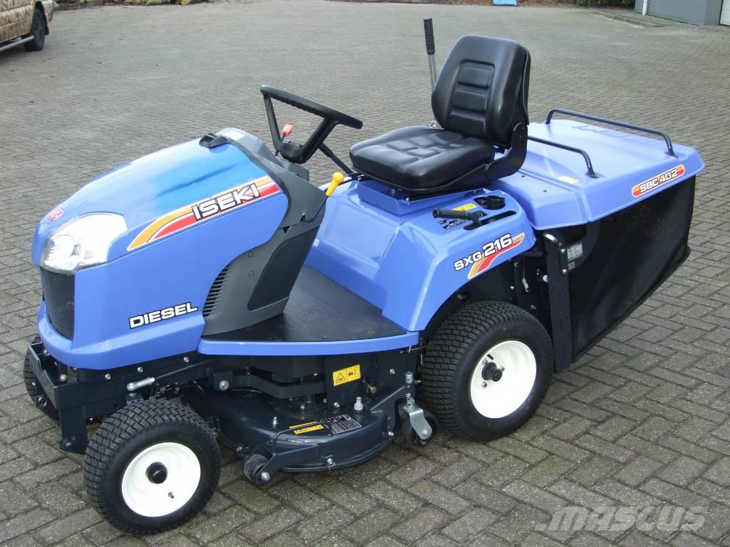 used iseki sxg 216 lawn mowers year 2017 price us 5 693 for sale mascus usa. Black Bedroom Furniture Sets. Home Design Ideas