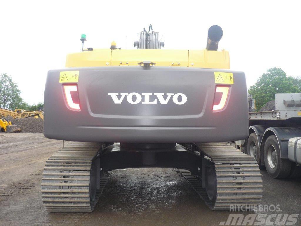 Volvo EC 300 D, Uthyres