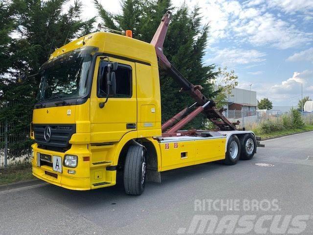 Mercedes-Benz Actros 2544 6x2/Meiller RK 20.65/Euro 5/Lenk+Lifta