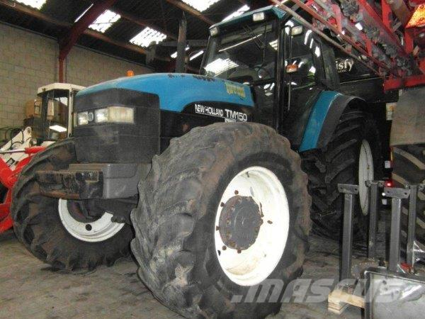 New Holland TM 150, 2000, Traktorer