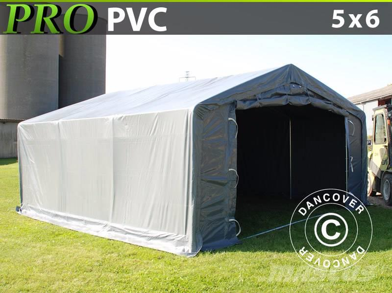 Dancover Storage Shelter 5x6x2x2,9m PVC Telthal