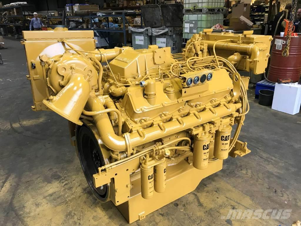Caterpillar 3412 - Marine Propulsion 537 kW - DPH 105097