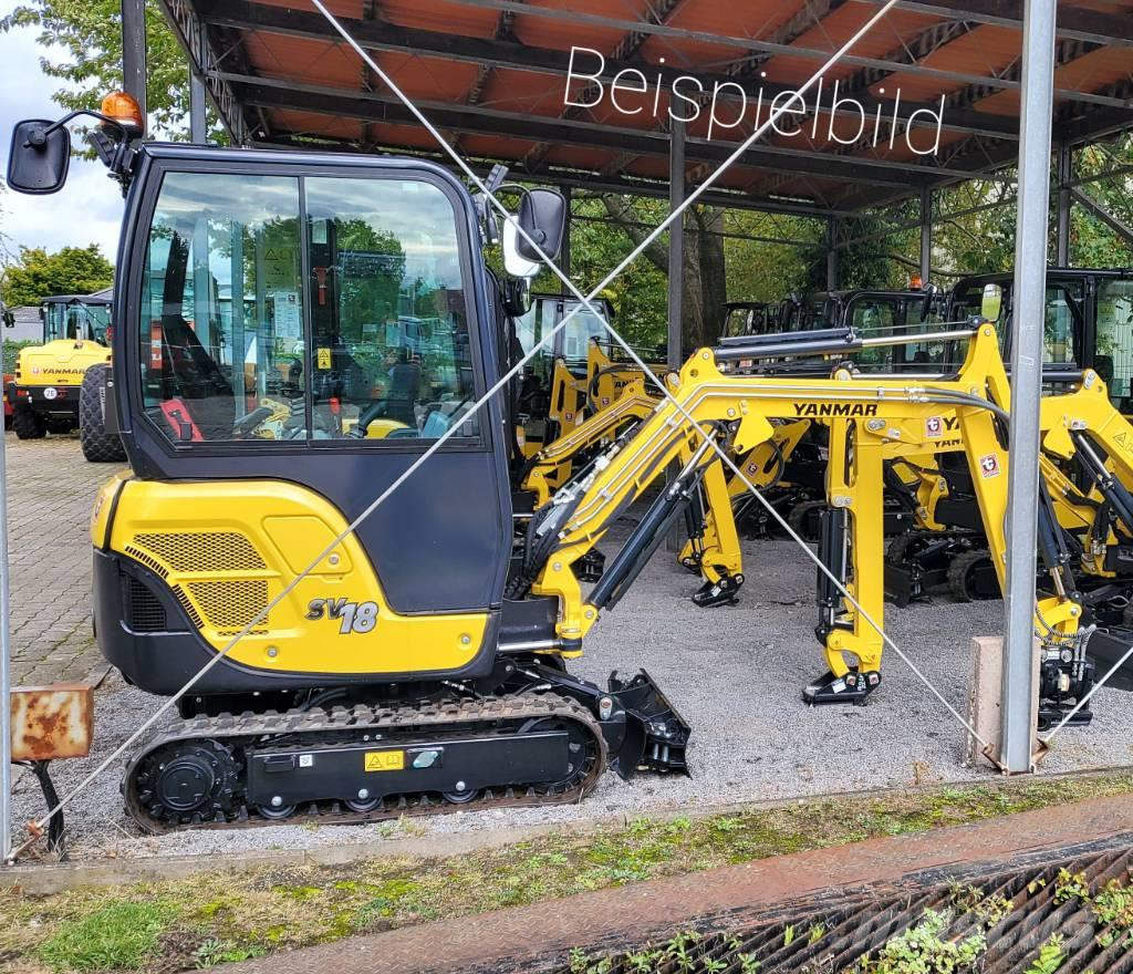 Yanmar SV18 Advance Powertilt MS01