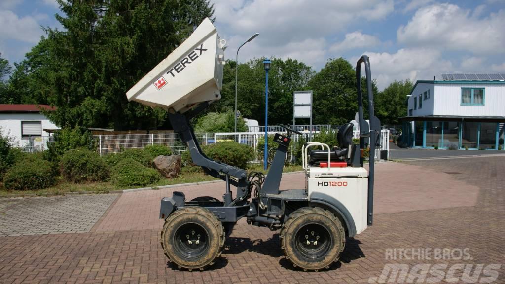 Terex HD1200 Dumper BJ 2008 / 750 h / Stvzo.