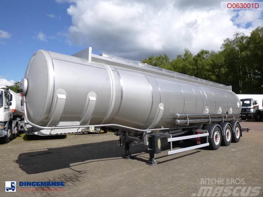 Maisonneuve Fuel tank inox 37.6 m3 / 7 comp