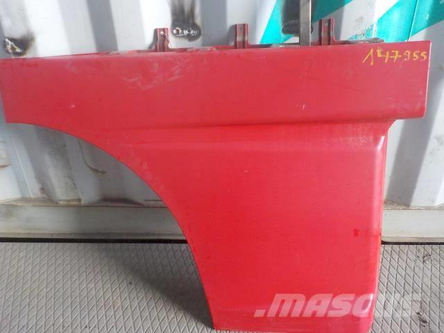 DAF XF105 Door extension right 1295620 AC1295620 XF04