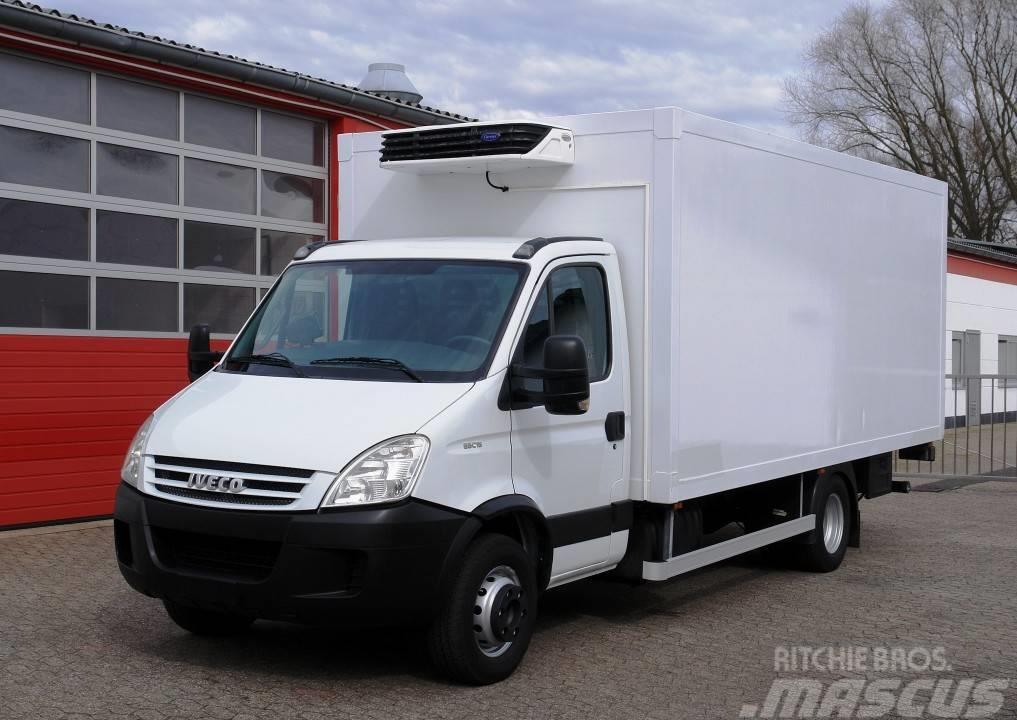 Iveco Daily 65C15 Kühlkoffer Bi-Temp LBW Luftfederung TÜ