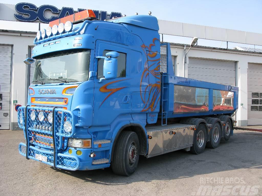 Scania SCANIA R500LB8X4*4HHA